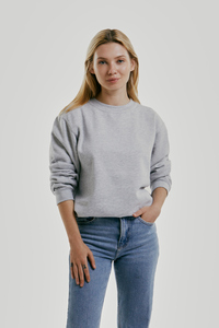 Sweatshirt Col Rond Paris pour femmes