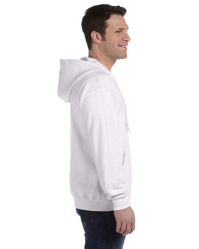 Gildan 18600 - Full Zip Hooded Sweatshirt