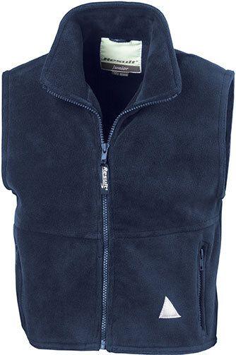 Result R37J - Junior Active Fleece Bodywarmer