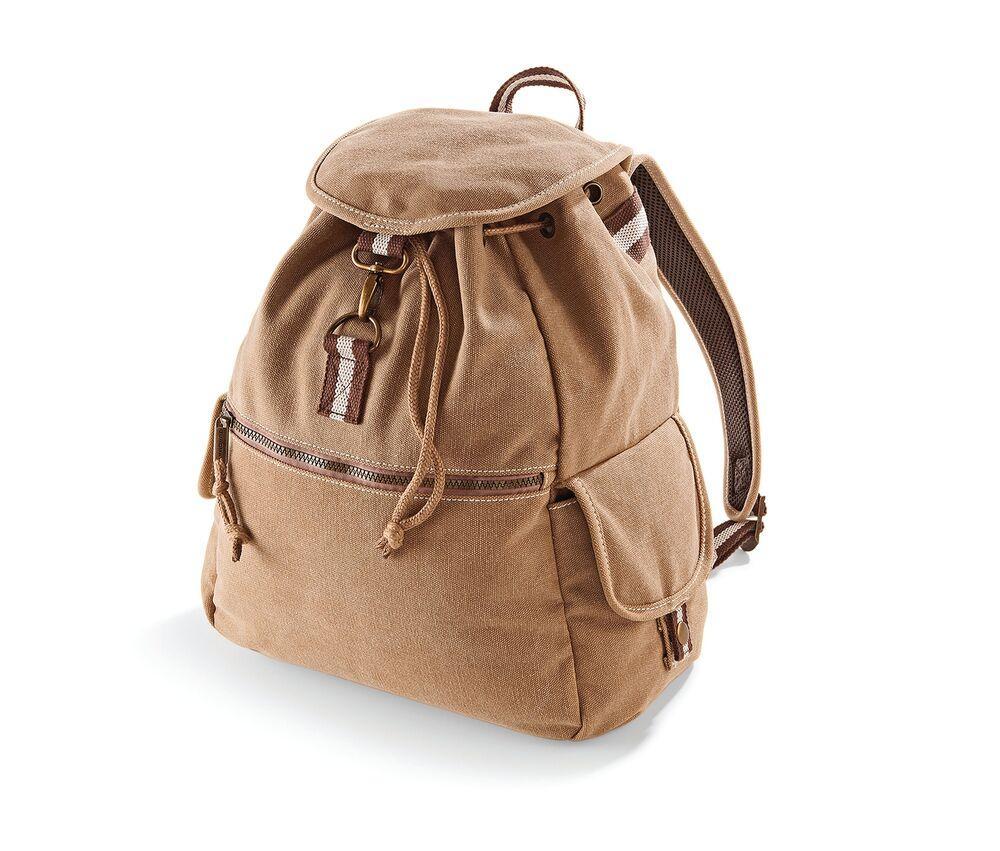 Quadra QD612 - Bolso Backpack en Lona Vintage