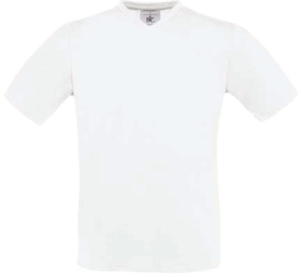 B&C CG153 - Exact V-Hals T-Shirt