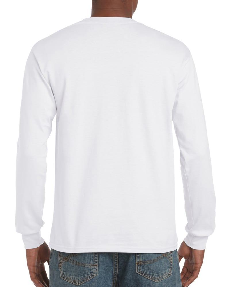 Gildan GI2400 - T-Shirt 2400 Ultra Cotton Manga Comprida