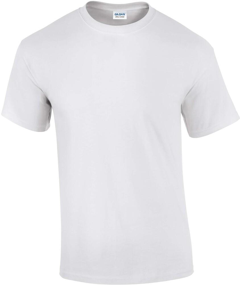 Gildan GI2000 - Herren Baumwoll T-Shirt Ultra