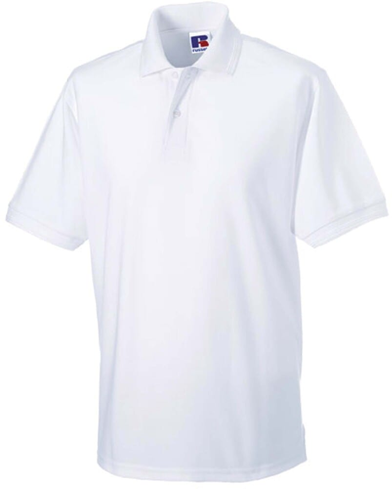 Russell RU599M - Duurzaam Poly/Cotton Polo-Shirt
