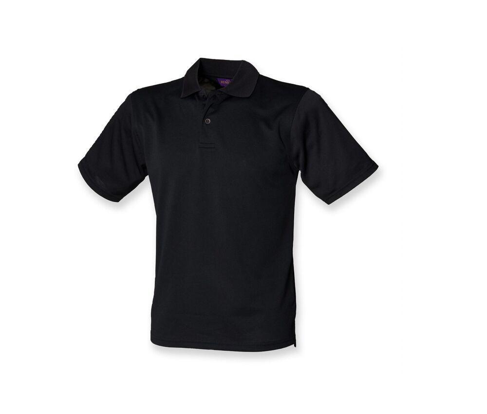 Henbury H475 - Coolplus® Wicking Piqué Polo Shirt