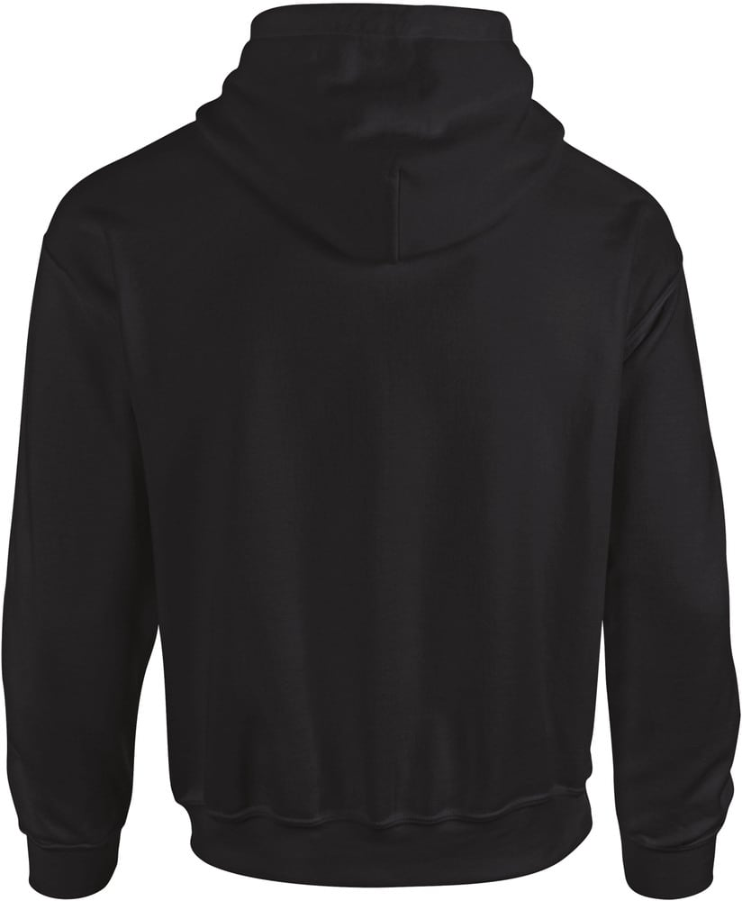 Gildan G18500 Heavy Blend Adult Hooded Sweatshirt M 1 Black 1 Sport Grey