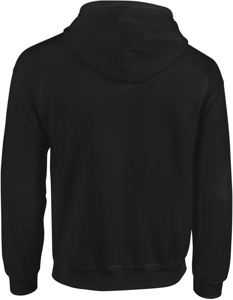 Gildan GI18600 - Sweatshirt 18600 Heavy Blend Com Capuz e Zíper