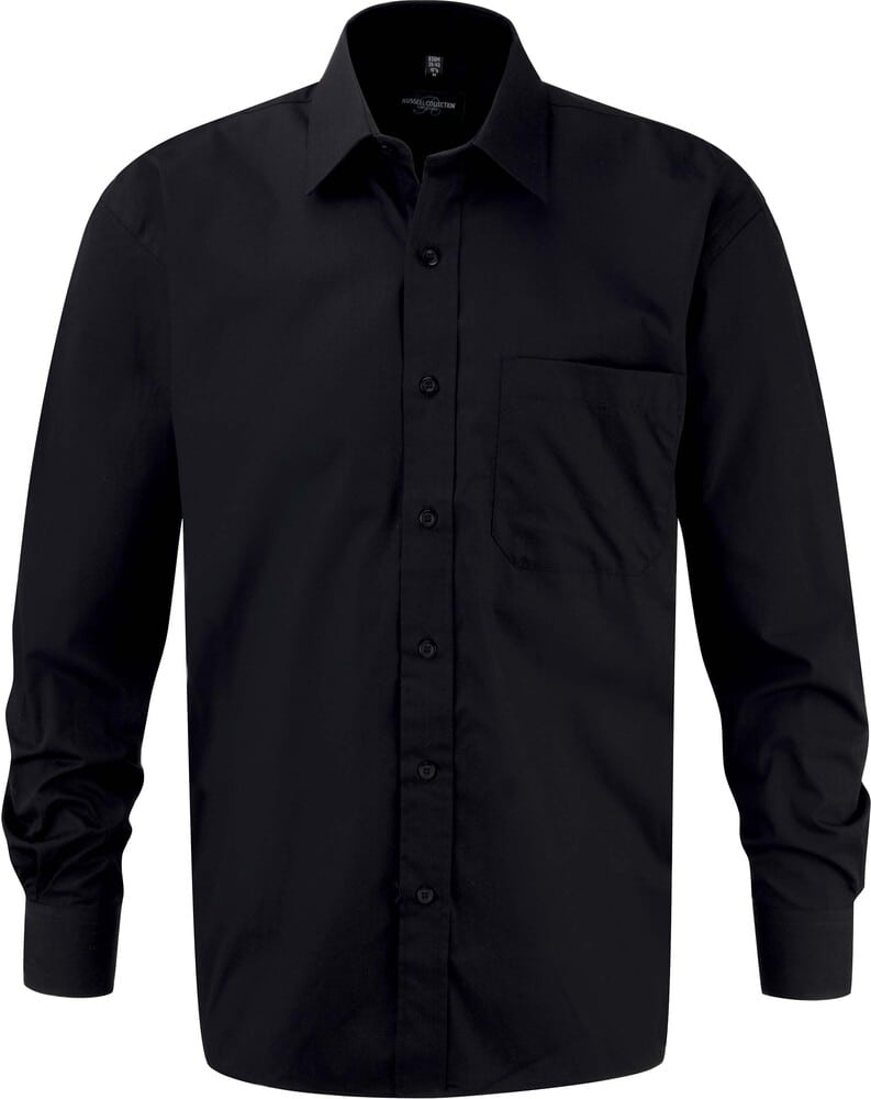Russell Collection RU936M - CAMISA PURE COTTON