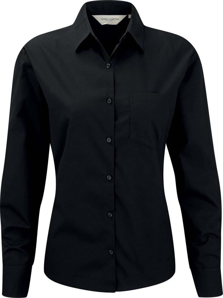 Russell Collection RU956F - Ladies' Long Sleeve Ultimate Non-Iron Shirt