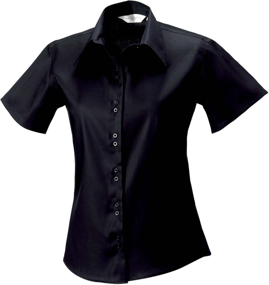 Russell Collection RU957F - Ladies' Short Sleeve Ultimate Non-Iron Shirt