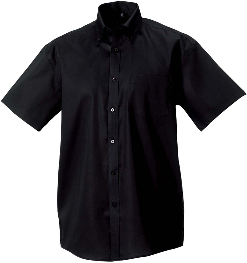 Russell Collection RU957M - Men's Short Sleeve Ultimate Non-Iron Shirt