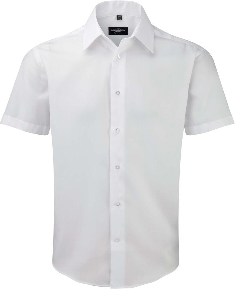 Russell Collection RU959M - Bügelfreies tailliertes Hemd