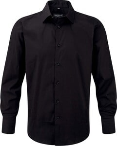 Russell Collection RU946M - Mens Long Sleeve Fitted Shirt