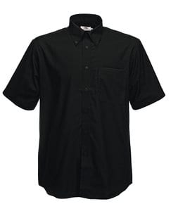 Fruit of the Loom SC65112 - Oxford Shirt Short Sleeves (62-112-0)