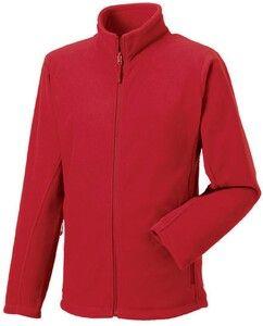 Russell RU8700M - Mens Full Zip Outdoor Fleece