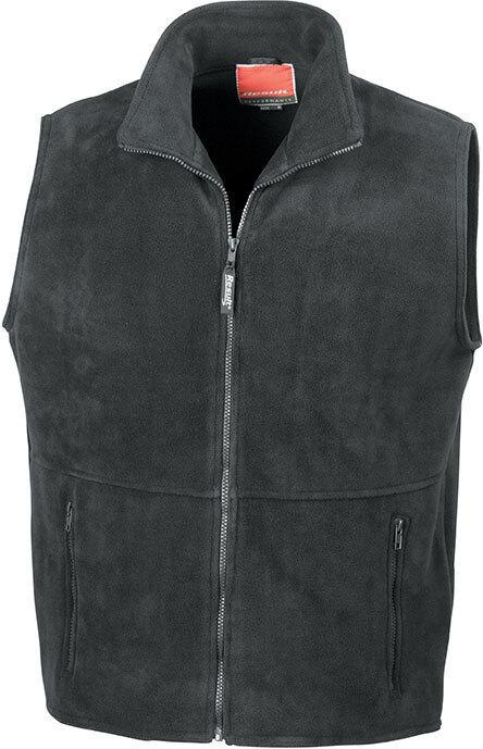 Result R37A - Fleece Bodywarmer
