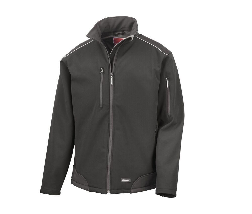 Result R124 - Ripstop Softshell Workwear Jacket
