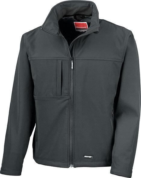 Result R121 - Classic Softshell Jacket