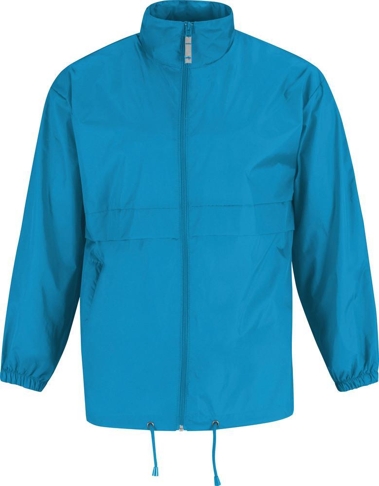 chaqueta impermeable hombres