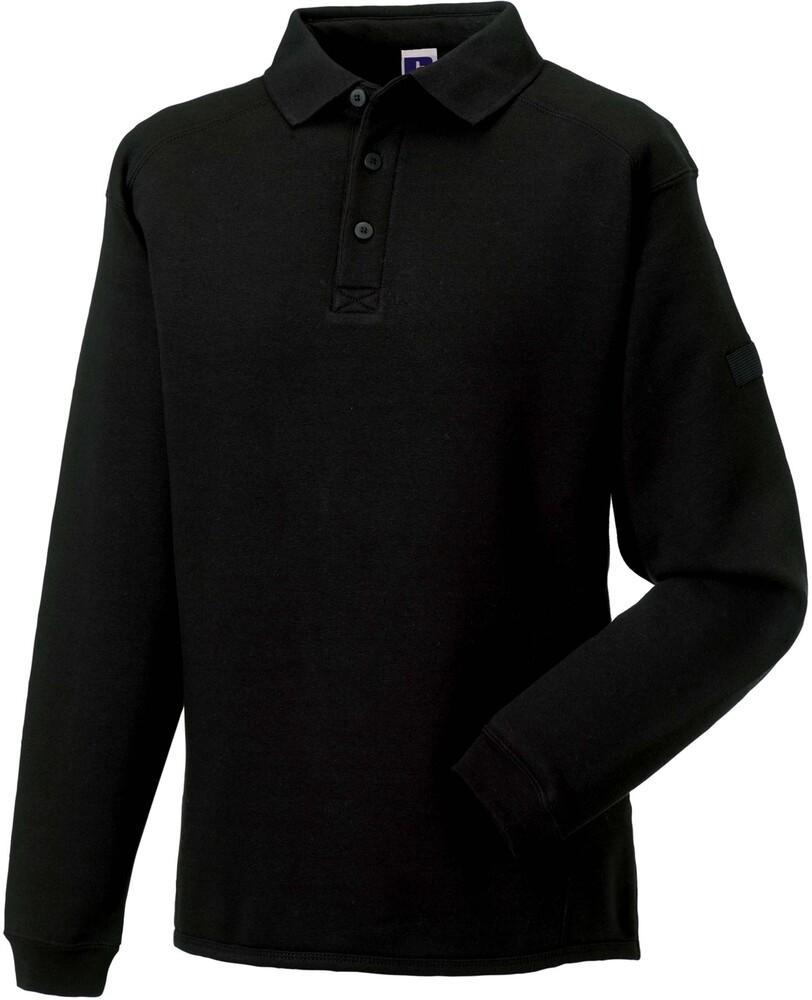 Russell RU012M - Heavy Duty Kraag Sweatshirt