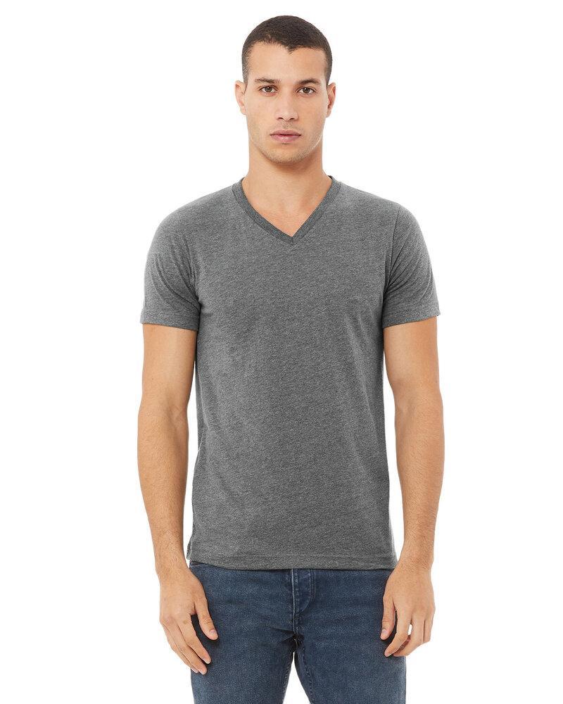 Bella B3005 - Delancey V-Neck T-Shirt