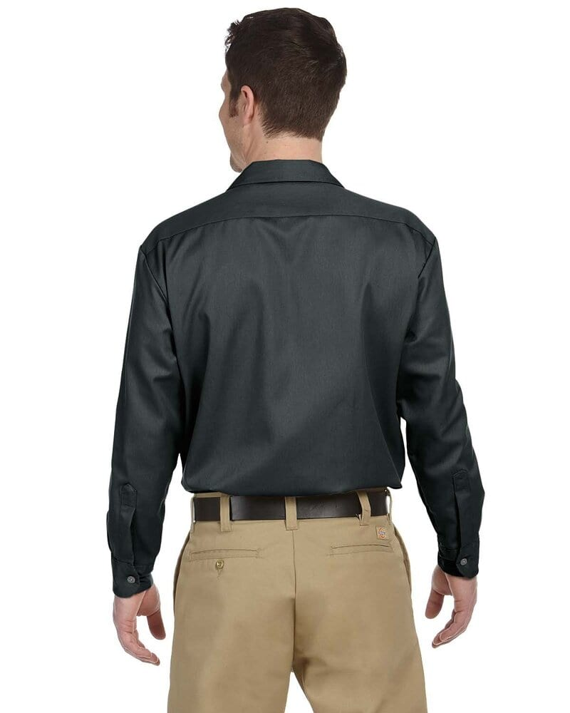 Dickies 574 - Chemise de travail pour homme à manches longues, 5,25 oz
