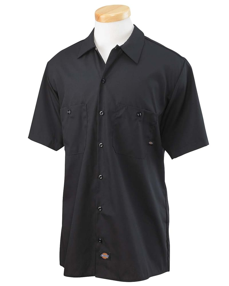 Dickies LL535 - Men's 4.25 oz. Industrial Long-Sleeve Work Shirt