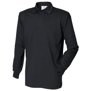 Front Row FR100 - Polo Rugby Homme 100% Coton