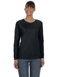 Gildan 5400L - Heavy cotton missy fit L/S t-shirt