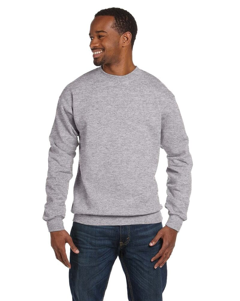 Gildan 92000 - Premium cotton ring spun fleece crewneck sweatshirt
