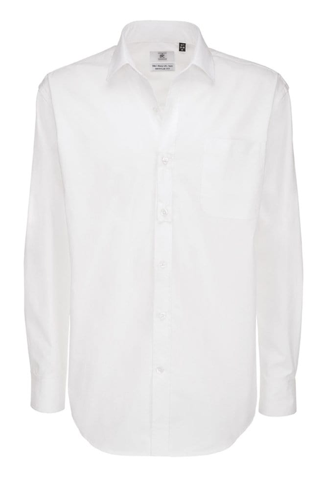 B&C Collection BA712 - Chemise Sharp manches longues/Homme