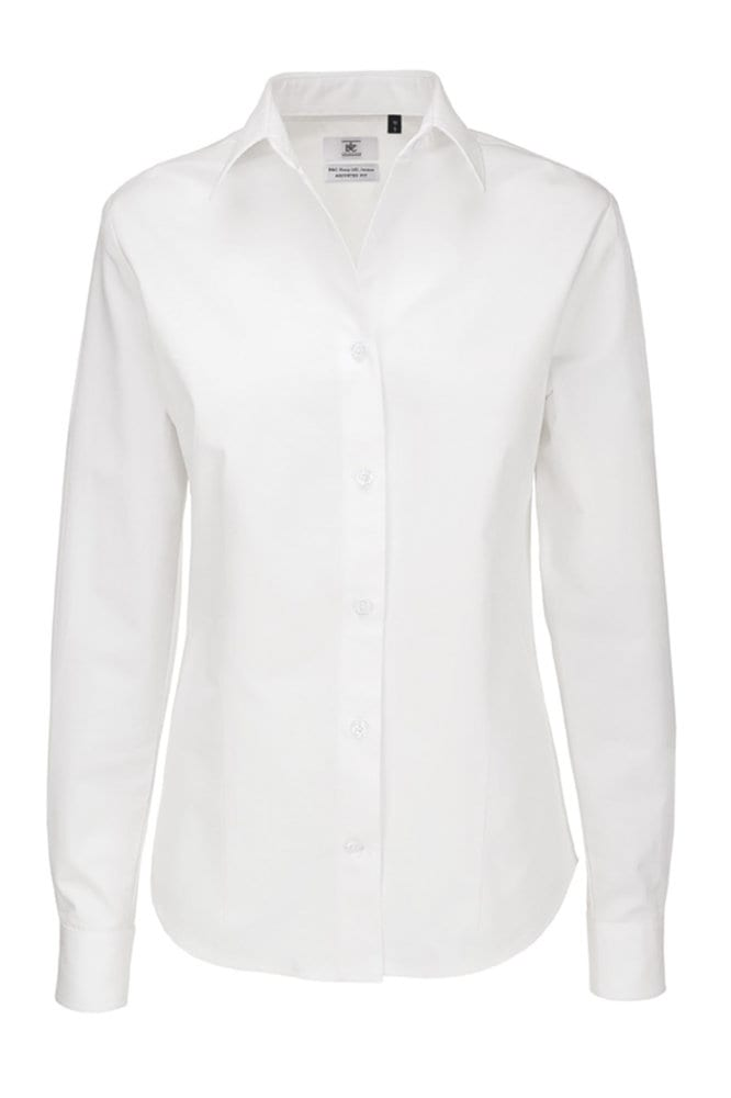 B&C Collection B712F - Chemise Sharp manches longues/ Femme