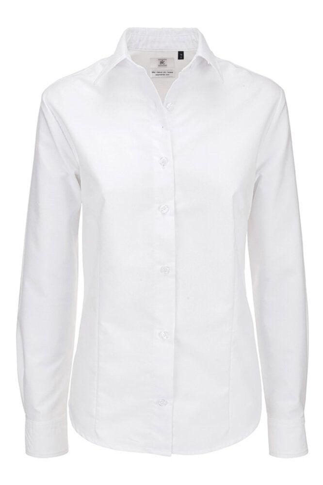 B&C Collection BA707 - Oxford long sleeve /women