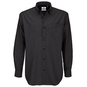 B&C Collection BA706 - Chemise Manches Longues Homme Oxford