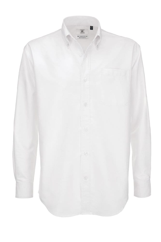 B&C Collection BA706 - Oxford long sleeve /men