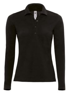 B&C Collection B370L - Safran pure long sleeve /women