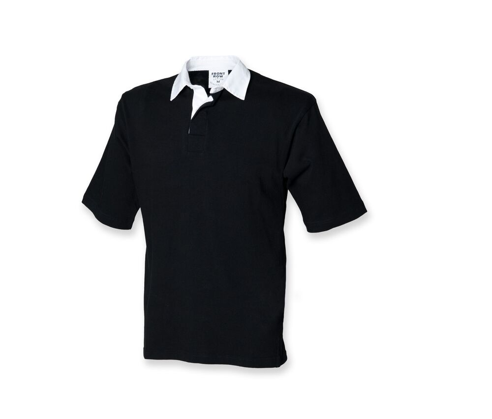 Front Row FR03M - Short sleeve rugby shirt
