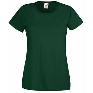 Fruit of the Loom SS050 - Lady-fit valueweight tee