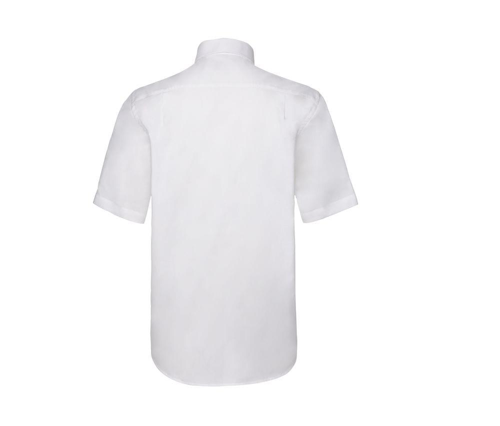 Fruit of the Loom SS112 - Oxford Kurzarm-Shirt