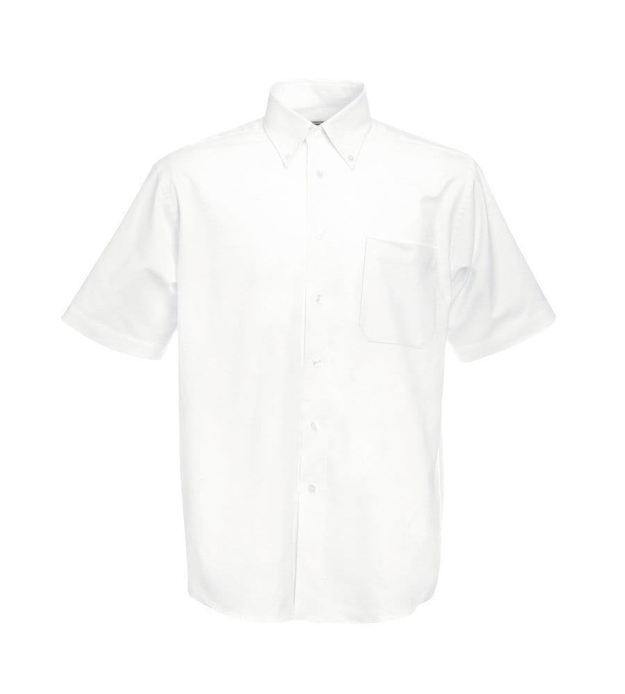 Fruit of the Loom SS112 - Oxford short sleeve shirt