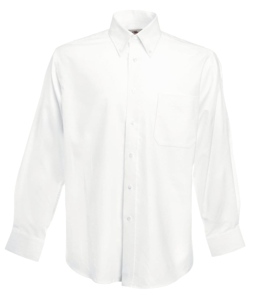 Fruit of the Loom SS114 - Oxford long sleeve shirt