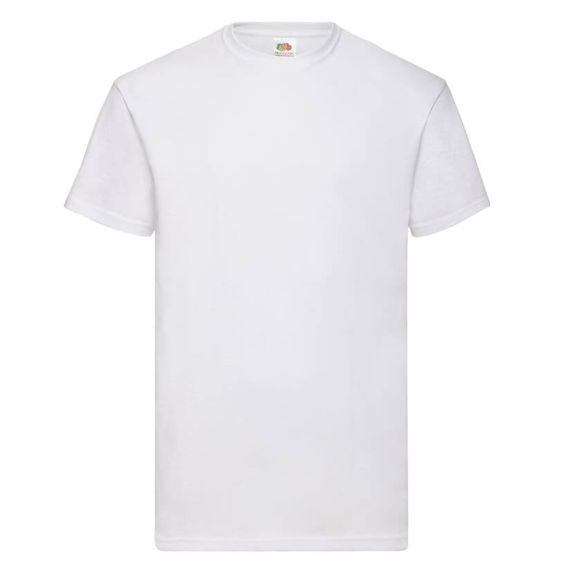 Fruit of the Loom SS030 - T-Shirt Homem Valueweight