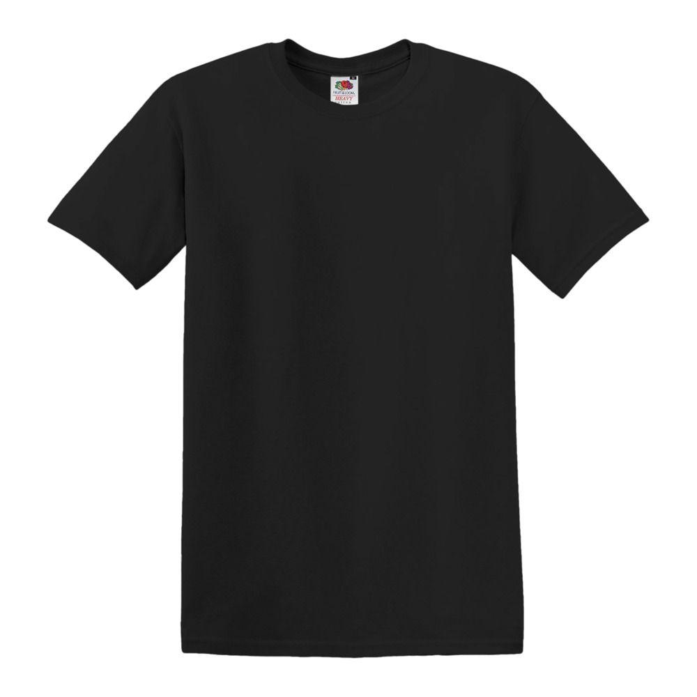 T-shirt korte mouw fruit of the loom