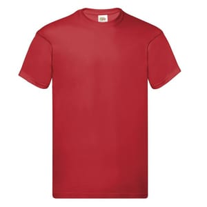 Fruit of the Loom SS048 - T-shirt korte mouw
