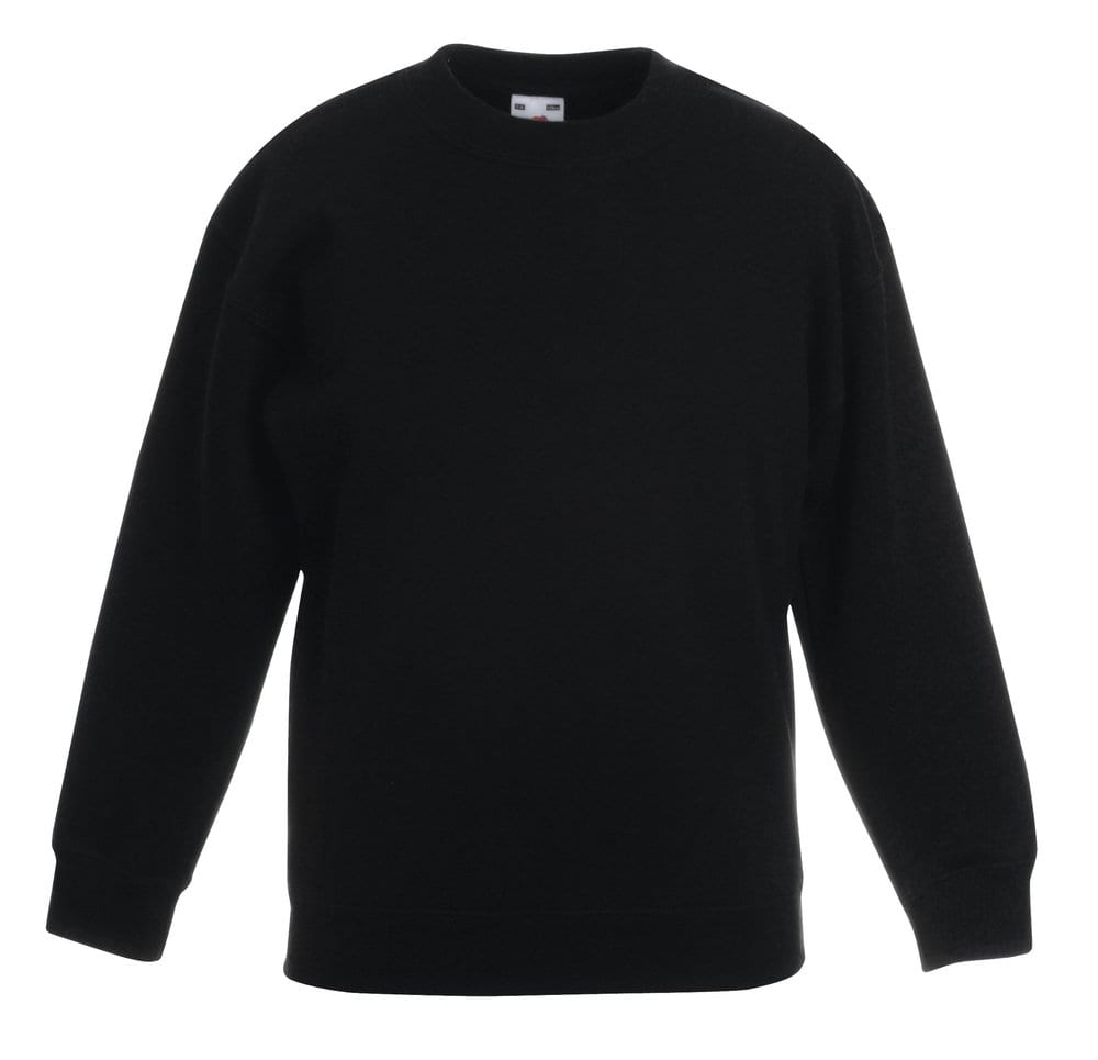 Fruit of the Loom SS201 - Classic 80/20 set-in sweatshirt