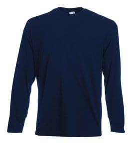 Fruit of the Loom SS032 - Valueweight long sleeve tee