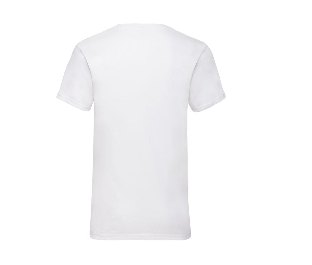 Fruit of the Loom SS034 - Valueweight t-shirt met v-hals