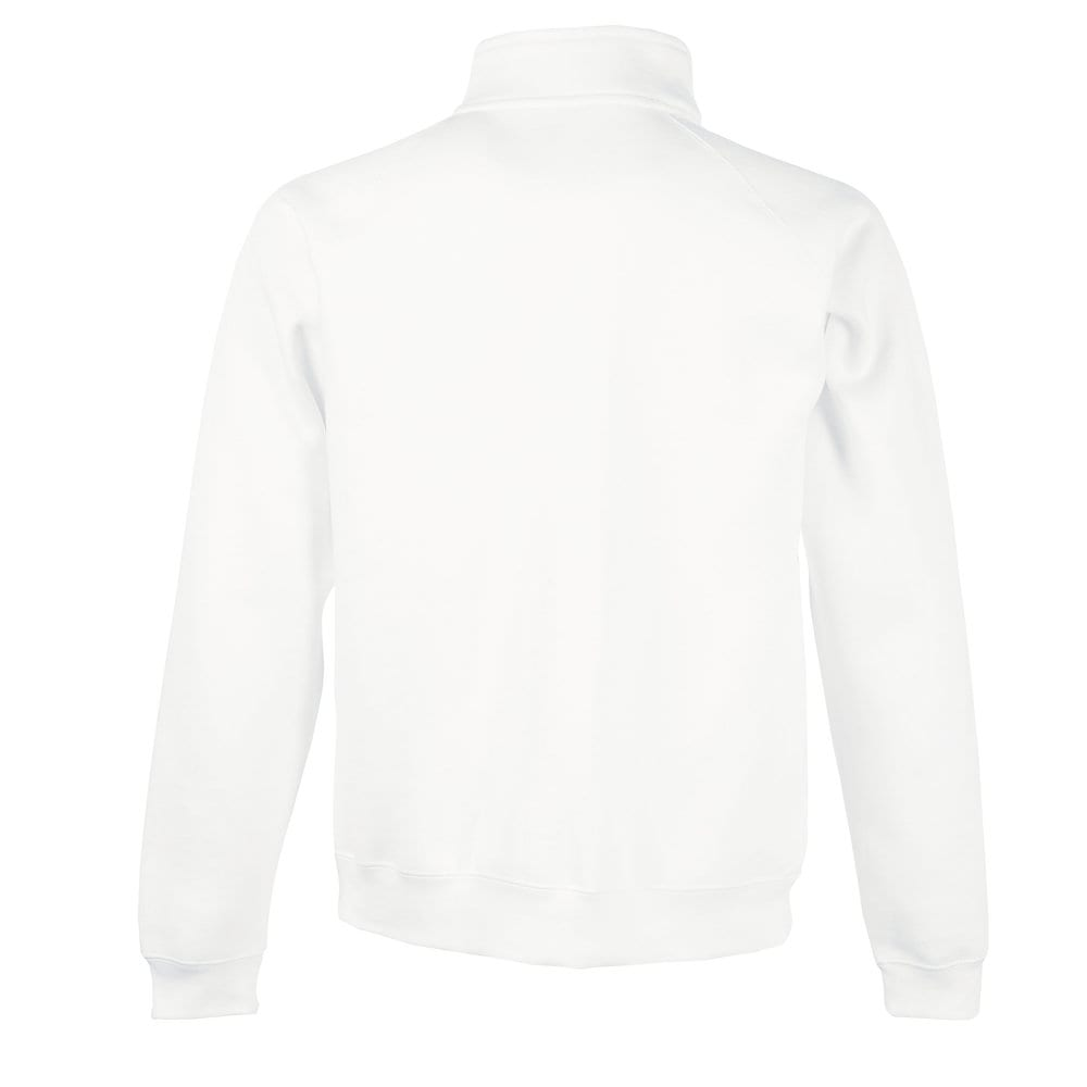 Fruit of the Loom SS226 - Sweat-shirt zippé Classic 80/20