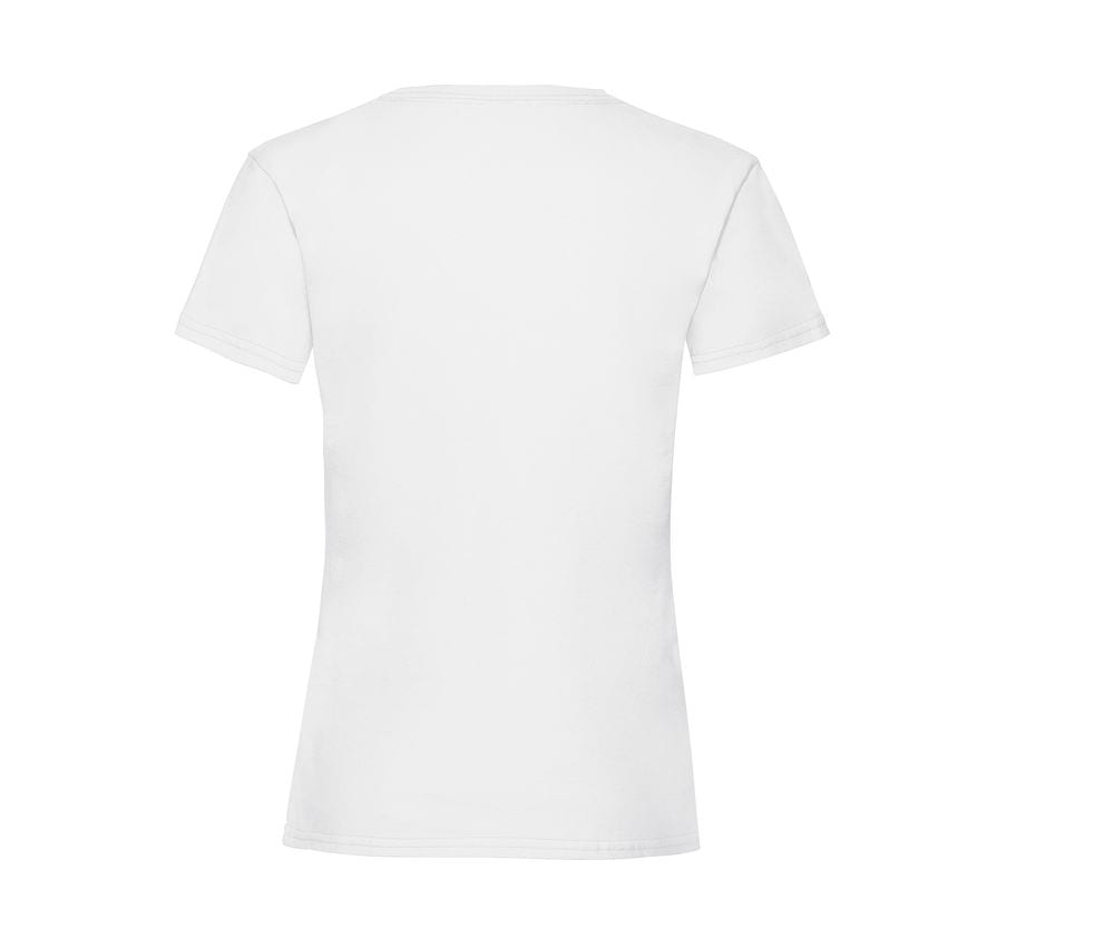 Fruit of the Loom SS005 - Meisjes valueweight t-shirt