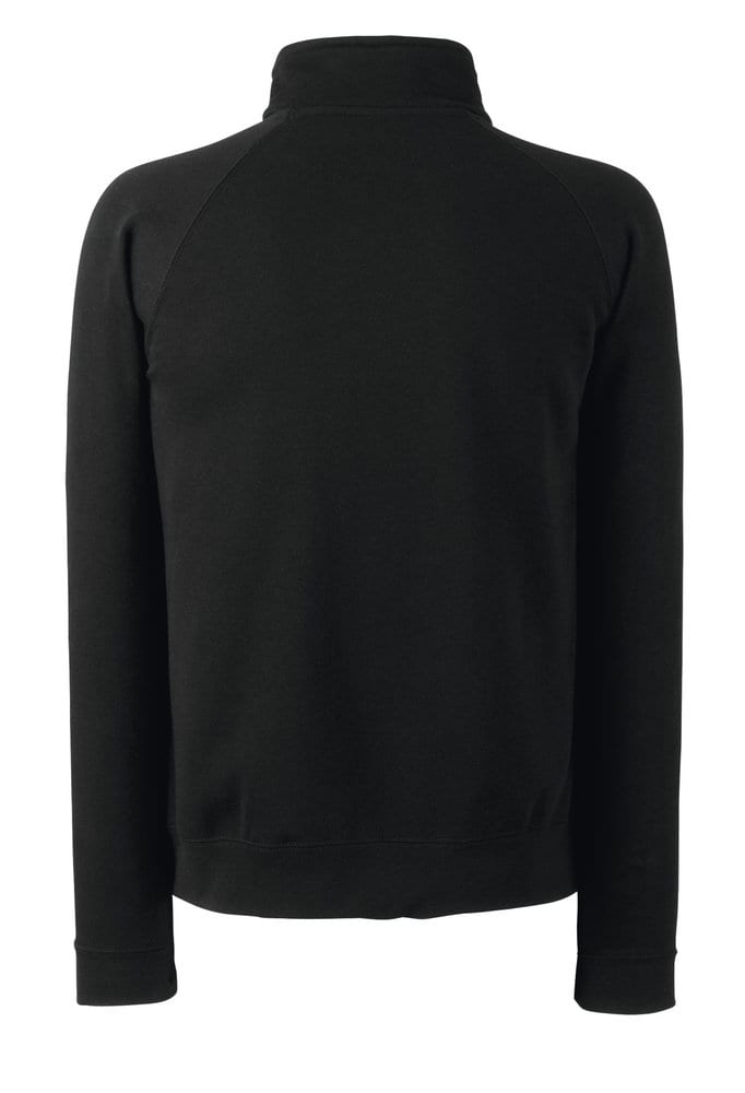 Fruit of the Loom SS830 - Premium 70/30 sweatshirt met rits